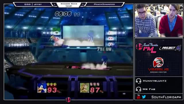 Sheik combos with Down-B