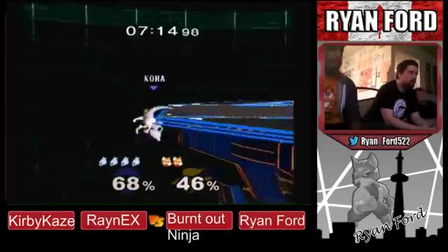[Mewtwo] Smooth edgeguard ft. a followup that was just too beautiful for this world.