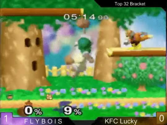 """Lucky went HAM-BURGER on that stock"" — Mango"