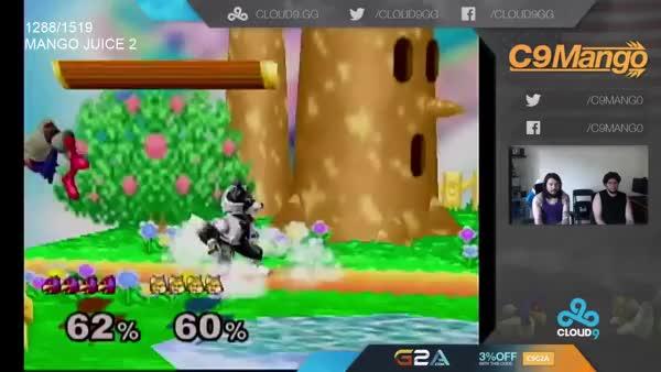 [Falco] Damn it, Mang0.