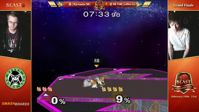 [A]rmada puts in some beautiful fox work to make up for a one stock deficit.