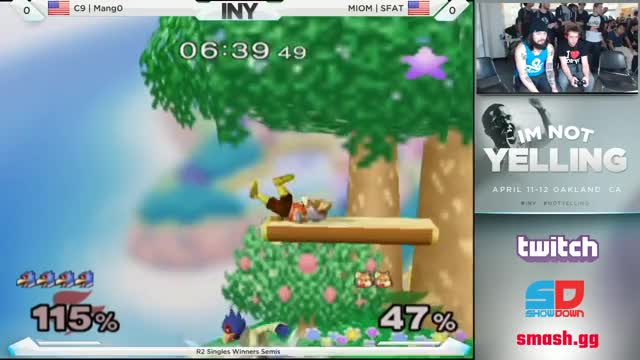Disgusting combo by mango at INY