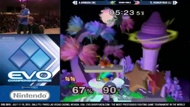 [Spoilers] Final Moments from EVO 2015