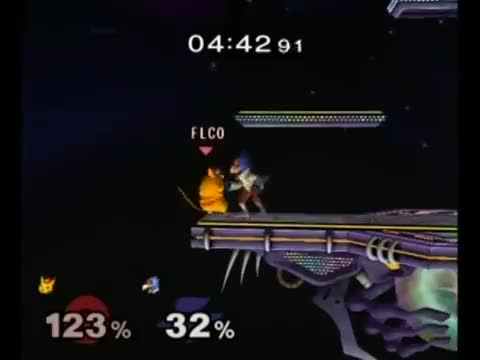 The most optimal way to edge guard Pikachu