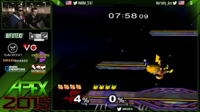 Axe and SFAT hold down for a while