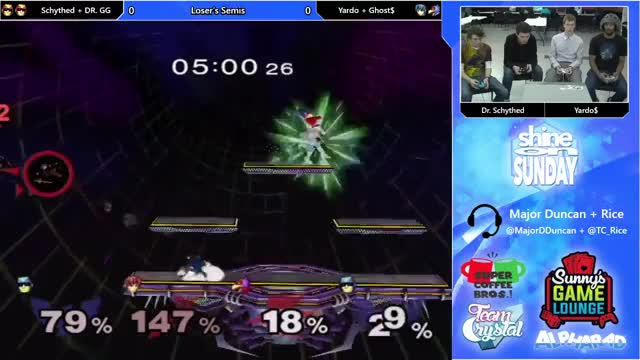 And they say Falco is bad in teams..