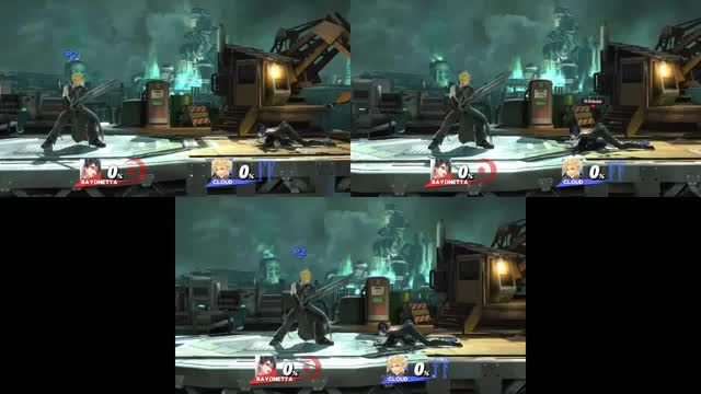 Bayonetta's Witch Time can also affect projectile users (if close enough).