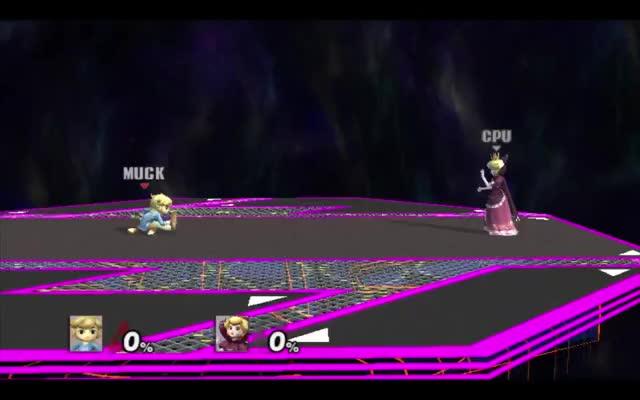 Toon link 3.6 F-Smash cancel.