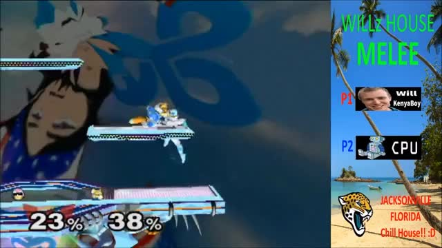 PERFECT Double Knee read (vsCPU)