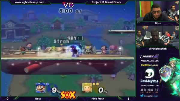 Pink Fresh's Tournament Winning Combo