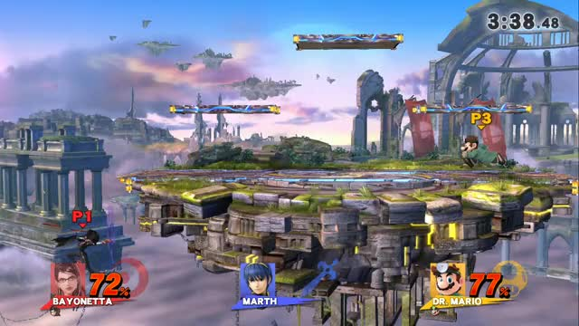 Guys I figured out how to beat Bayonetta