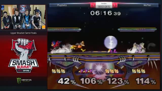Upsmash is a pretty good move