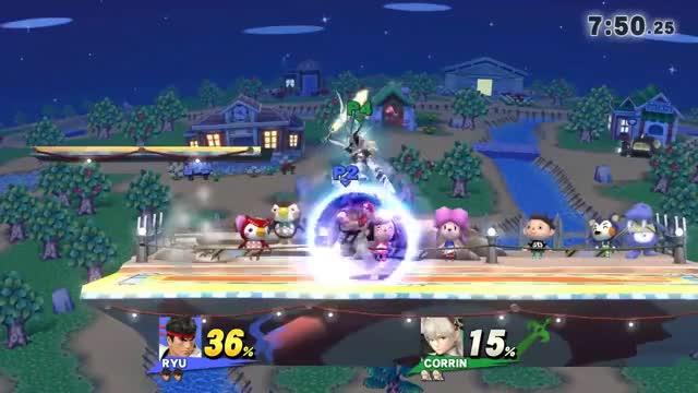 The most optimal Ryu punish