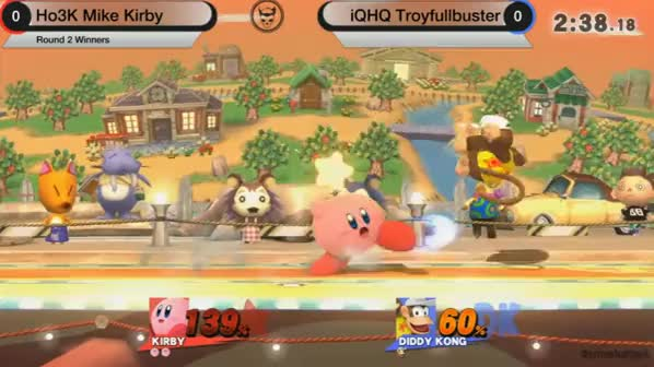 """I think Mike Kirby wins the """"I didn't expect that to kill"""" of the day award."""