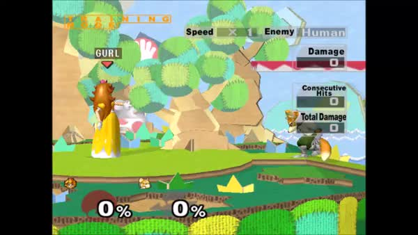 Everything you need to know to dsmash out-of-shield as Peach