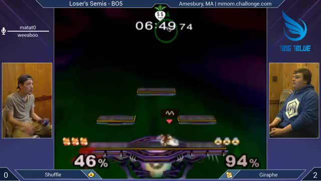DI mixups from sheik