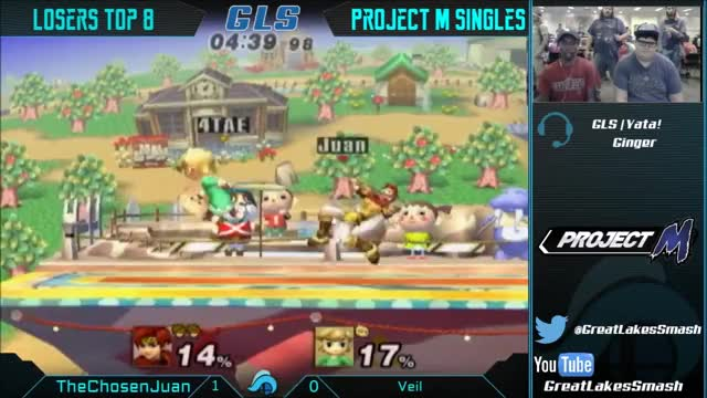 Roy Has a Pretty Good Offstage Game