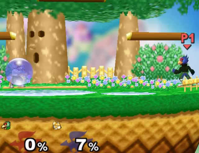 Are Falco's (and Fox's) NIL Ledge to platform recoveries useful?
