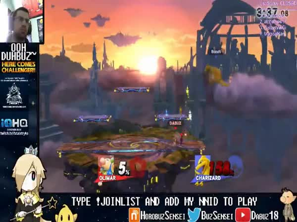 Showing Dabuz why you don't sleep on Custom Charizard