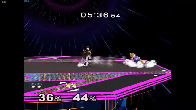 Cool Punish with Marth