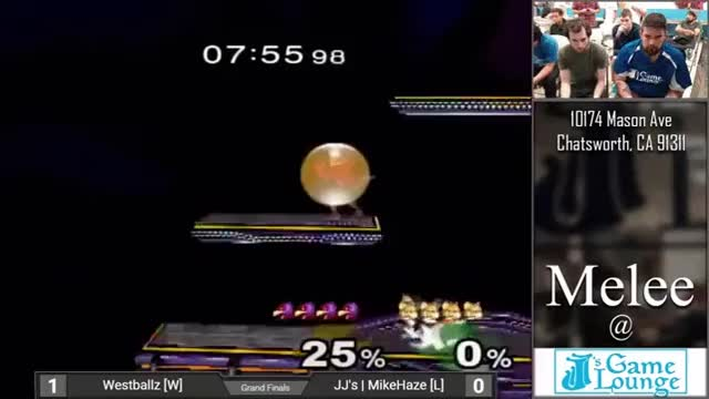 Westballz shine spikes MikeHaze with Falco