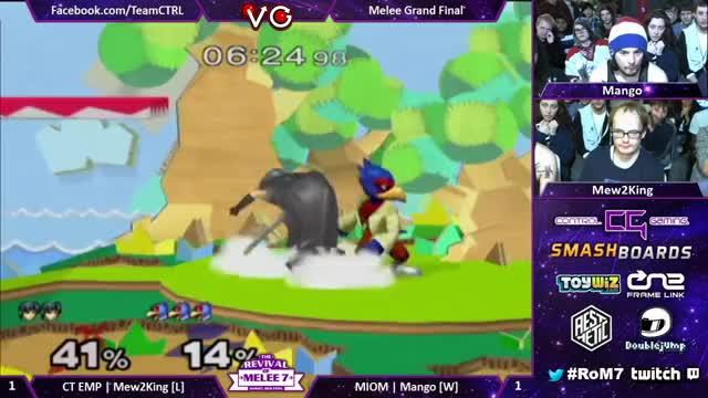 Falco vs Marth