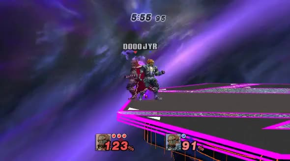 How to properly end a match when ganonciding owo/