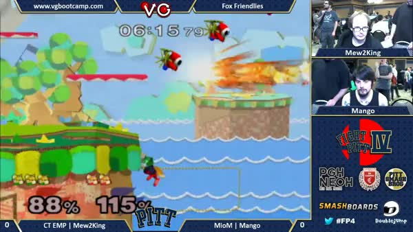 M2K's reverse edge guard causes Mango to get up and leave