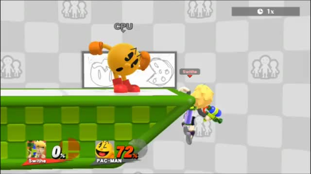 Mii Gunner: What is this action/technique called? (GIFs)