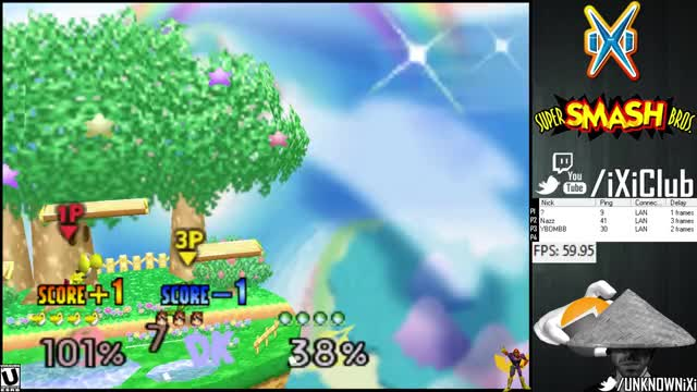 Smash 64 is LUV: A few examples why
