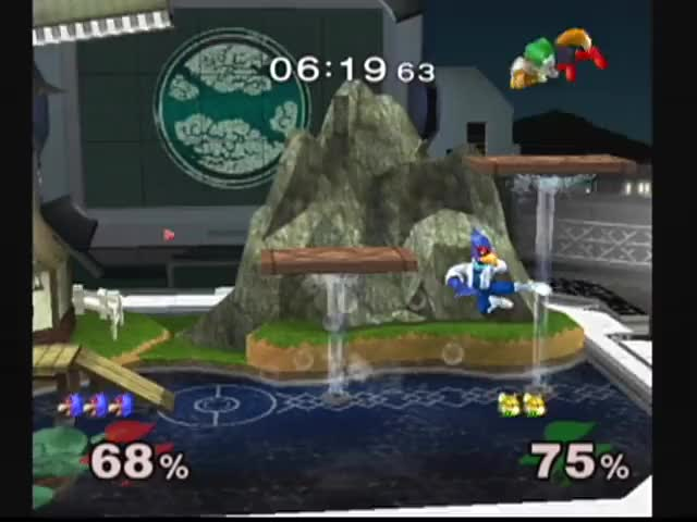 Hey I did a cool thing in melee once