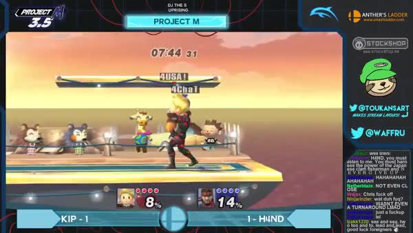 Nah dude, Lucas can't combo in 3.5 /s