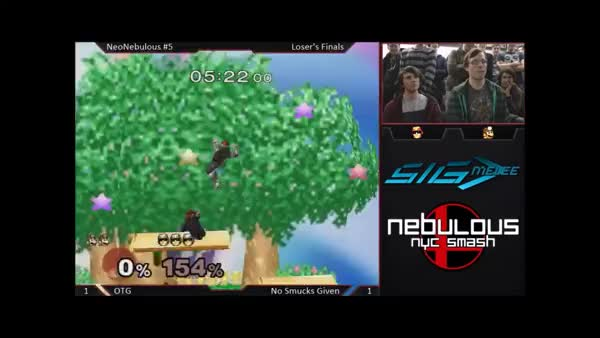 Captain Smuckers goes ham vs. OTG at NeoNebulous 5