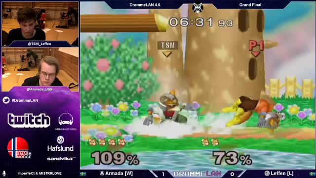 Leffen's bizarre technology