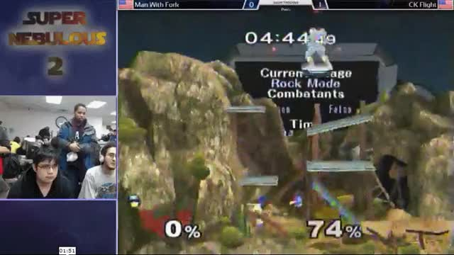 Triple knee…on the stream layout?
