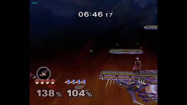 You Ok Falco???