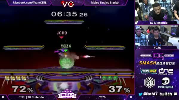 [Fox] DJ Nintendo makes quick work of Samus