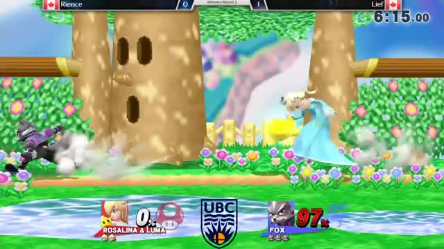 Rosalina's killer up-b