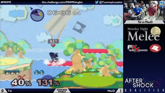 MacD's Insane ShyGuy Tech