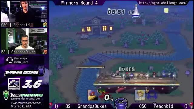 SWAG janky Falco combo by your very own BS| GrandpaDukes
