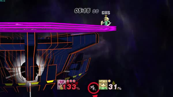 "A true ""0 – death"" Captain Falcon Combo"
