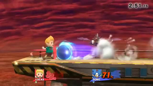 Smash 4 collection of gifs from today.