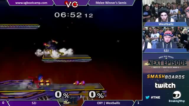Pretty good Red Falco player pulls off amazing 158% string on S2J