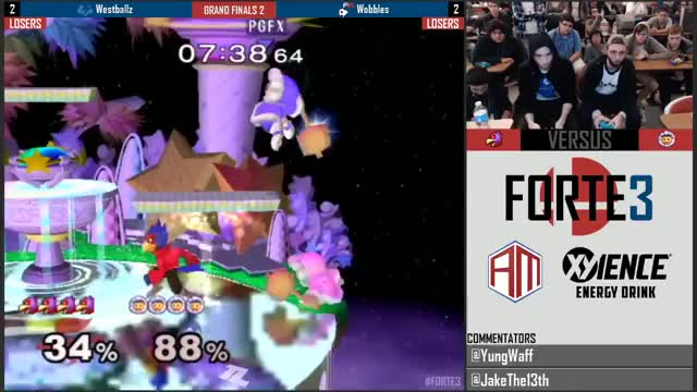 Wobbles at Forte 3 Compilation