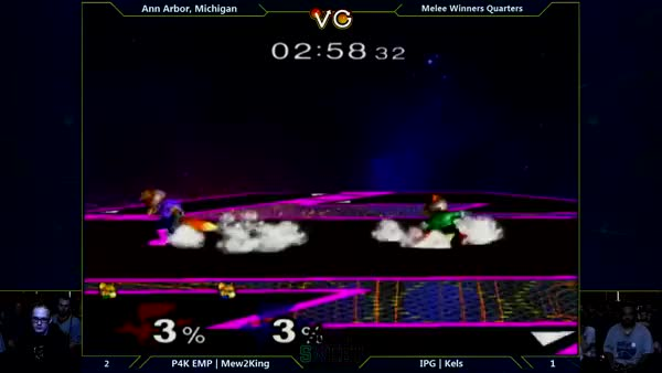 [Fox] M2K kills with just five grabs.