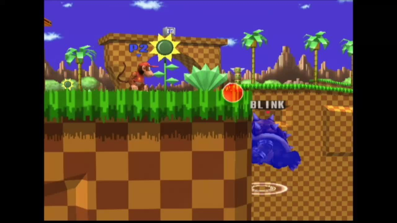How to avoid bananas on the ledge. And how not to. (ft. American Bowser)