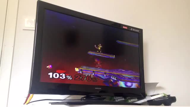 Why don't Falco players use drop cancelled bair more?