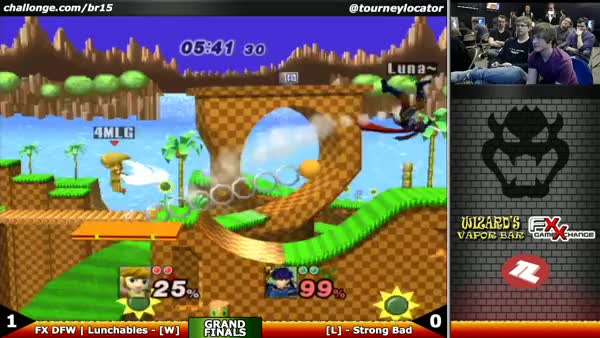 Strong Bad's Ike with the Tricky Spike!