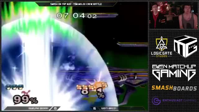 [Marth] SeeRay lands a clean 0-D in a crew battle. This gfy almost loops.