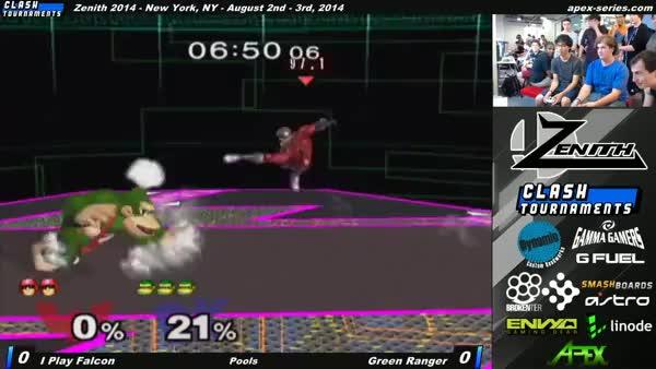 Beautiful DK zero to death combo